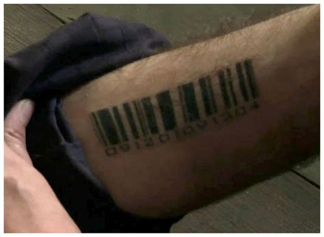 the barcode tattoo full book kyle reese and reinhard heydrich puppet masters