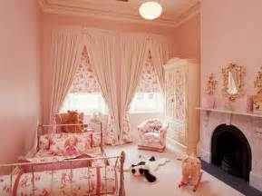 Girly Window Curtains Decorating Bedroom Chairs Childrens Room Childs Room Curtains Image 43879 On Favim
