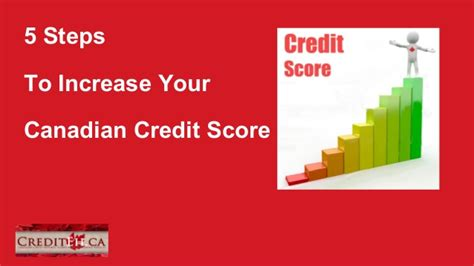 5 Posts On Antb To Help Improve Your by 5 Steps To Increase Your Canadian Credit Score