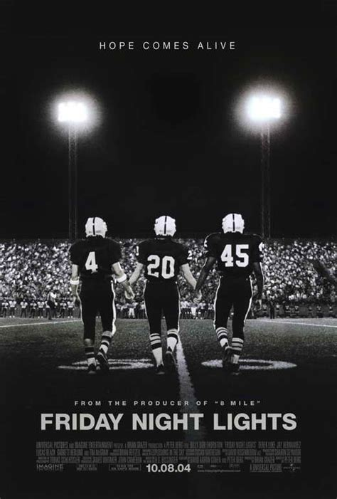 friday night lights friday night lights movie posters from movie poster shop