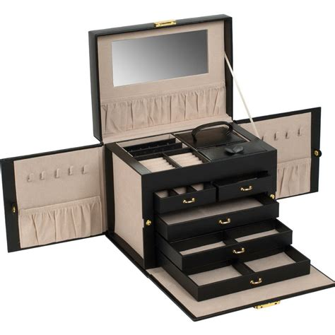 large jewelry organizer box home design ideas