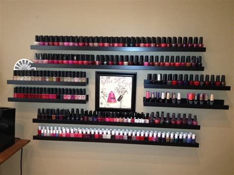 Nail Shelf by 25 Best Nail Racks Ideas On Storing