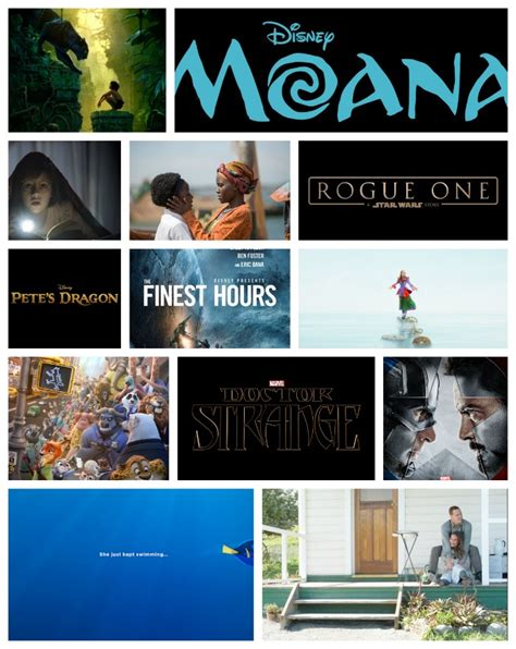 2016 film lineup disney movie lineup for 2016 about a mom
