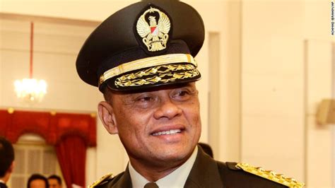 general gatot nurmantyo biography us officials apologize after indonesian military chief not