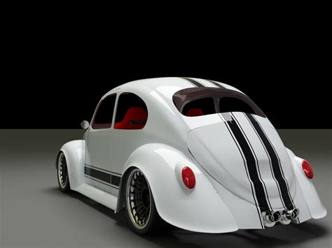volkswagen beetle 1960 custom custom vw bug 69 custom beetle vw beetle rear01 jpg