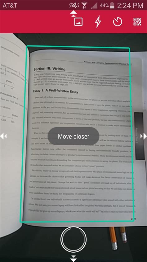 scanning app for android the 5 best apps for scanning text documents on android 171 android gadget hacks