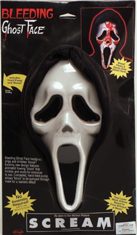halloween scream themes scream mask bleeding