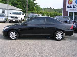earthy cars earthy car of the week black 2005 honda