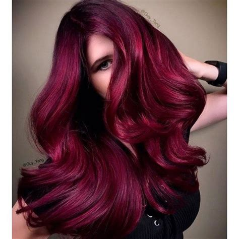 cranberry hair color tang s cranberry in 2019 hair hair cool hair