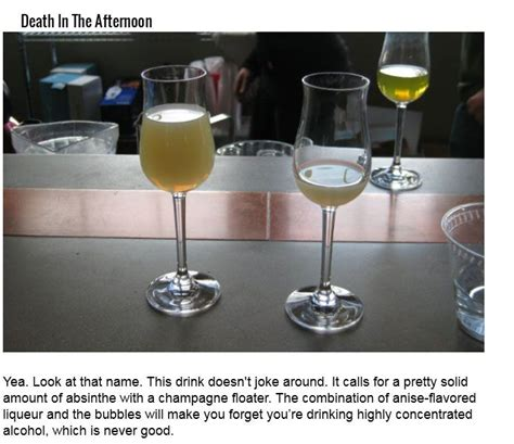 top drinks to order at a bar the 9 deadliest drinks you can order at the bar others