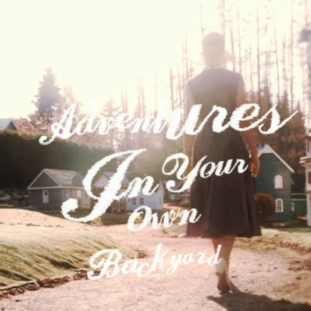 watson adventures in your own backyard patrick watson adventures in your own backyard music
