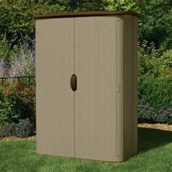 Vertical Garden Shed Suncast Vertical Storage Shed 52 Cu Ft Model Bms4500