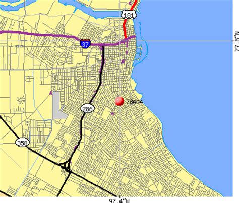 city map of corpus christi texas corpus christi city map images