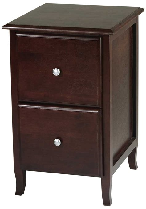 Wood Filing Cabinet 2 Drawer Ideas Solid Wood 2 Drawer File Cabinet