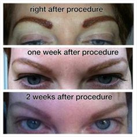 tattoo eyebrows after a week softap permanent makeup lipliner and full lip color the