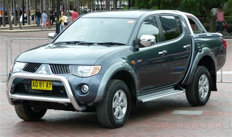 mitsubishi l200 2007 2007 mitsubishi l200 pictures information and specs