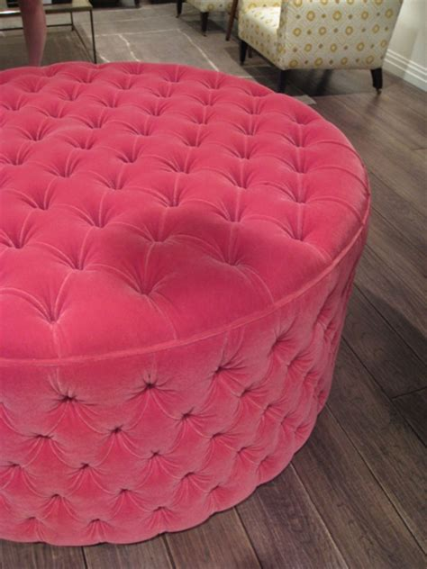 make your own pouf ottoman think about making your own knock off poufs modhomeec