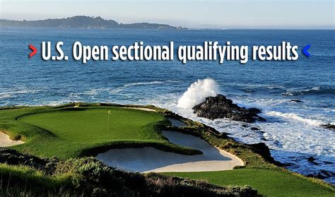 Golfweek U S Open Sectional Qualifying Results Golf