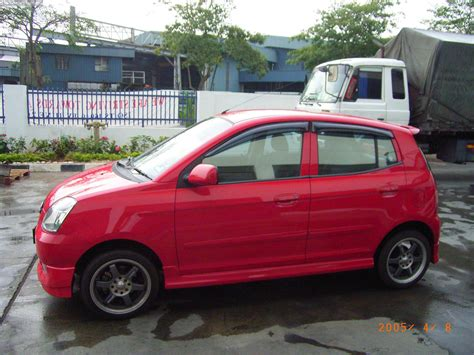 Kia Picanto 2005 Review 2005 Kia Picanto Autos Classic Cars Reviews