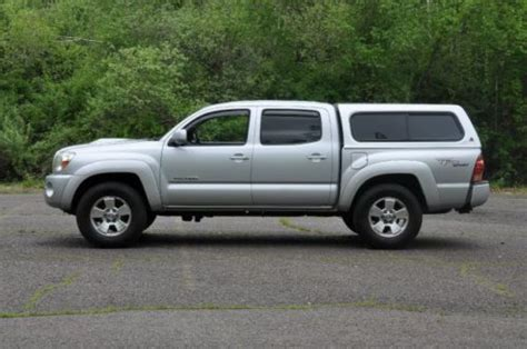 Toyota Tro Sell Used 2005 Toyota Tacoma 4wd Tro Sport Crew Cab