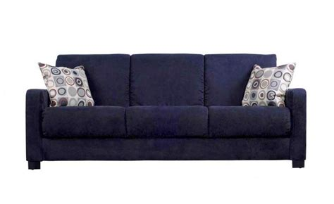 small sofa beds for small rooms plush small sofa beds for small rooms in blue