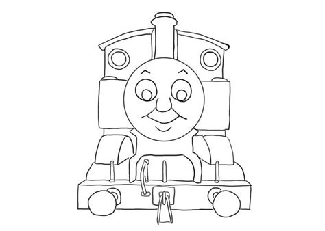 thomas the tank engine coloring pages kids pinterest