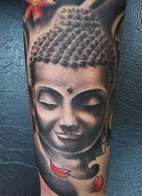 tattoo buddha 40 buddha tattoos on leg