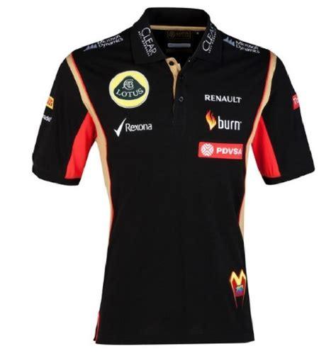 Kaos Manor Racing T Shirt Haryanto F1 polo shirt lotus f1 maldonado 2014 5 motorsport merchandise