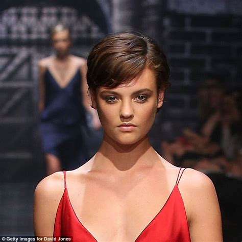 samantha jones cropped pixie cut montana cox says her pixie power crop haircut has given