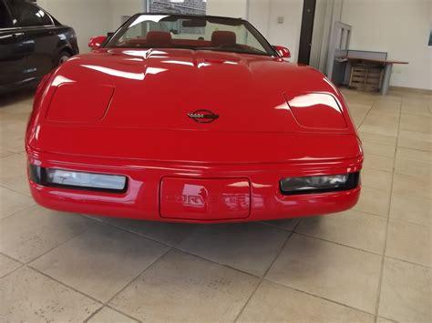 1993 corvette 40th anniversary for sale 1993 40th anniversary corvette convertible 4 sale