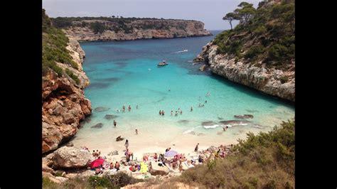 best beach in mallorca mallorca island the best beaches 1080p youtube