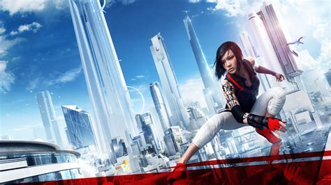 wallpaper mirror s edge hd mirror s edge catalyst wallpapers full hd pictures