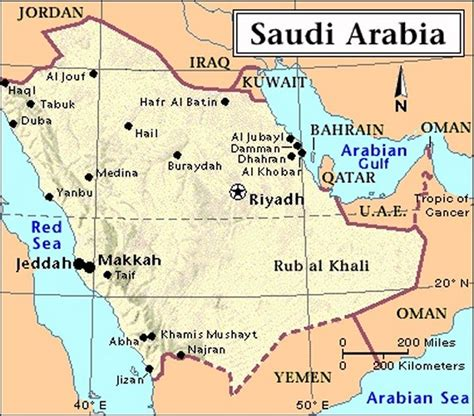 middle east map jeddah saudi arabia maps
