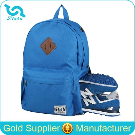 sports backpack with shoe compartment custom sports laptop backpack with shoes compartment buy