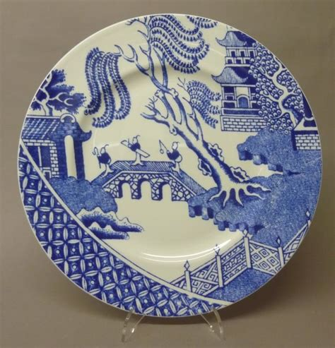 willow pattern plates history 481 best images about blue n white dishes on pinterest