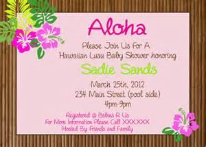 printable luau birthday invitations 2 hawaiian luau printable invitation by makinmemoriesonpaper