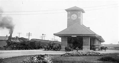 great northern railway depot fargo history