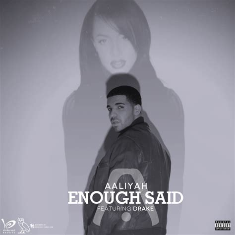 aaliyah enough said feat drake by mixtapehood hulkshare
