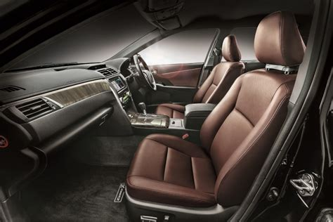 Interior Home Color Combinations toyota camry 2 0g x images of new variant released image