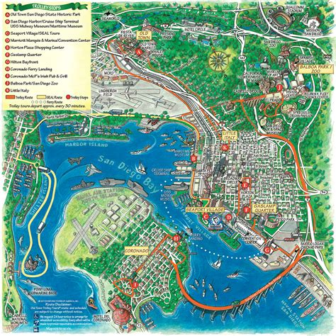 maps san diego maps update 14882105 tourist attractions map in san diego san diego printable tourist map