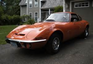 Opel Gt 1970 For Sale 1970 Opel Gt Bring A Trailer