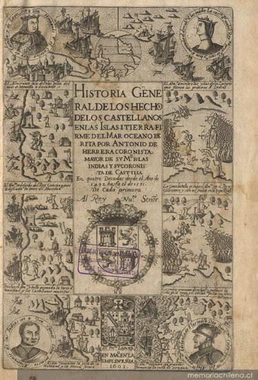 historia general de las historia general de los hechos de los castellanos en las islas i tierra firme del mar oc 233 ano
