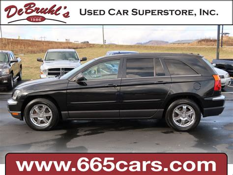 Chrysler Pacifica 2004 For Sale by 2004 Chrysler Pacifica Base For Sale In Asheville