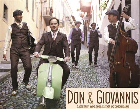 canzoni swing italiane klassik trifft swing klezmer und canzoni italiane