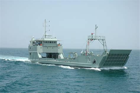 Abudhabi Navy abu dhabi ship building to build 8 landing craft and