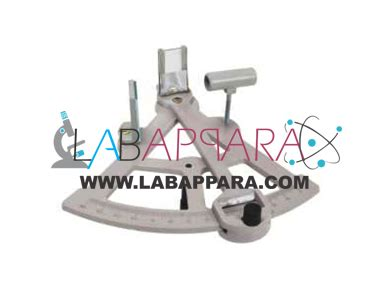 sextant laboratory instruments manufacturer supplier - Sextant Experiment In Physics
