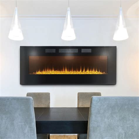 50 electric wall mounted fireplace napoleon slimline 50 inch wall mount electric fireplace