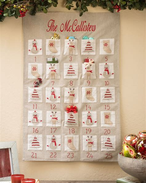 make your own advent calendar fabric best 20 2017 calendar with holidays ideas on
