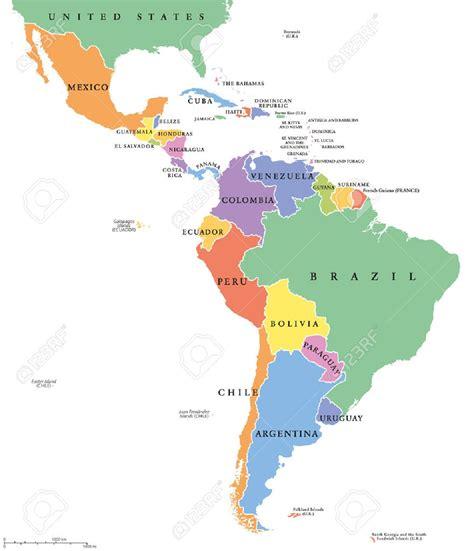 mapa de america paises mapa politico de america con todos los paises arabcooking me