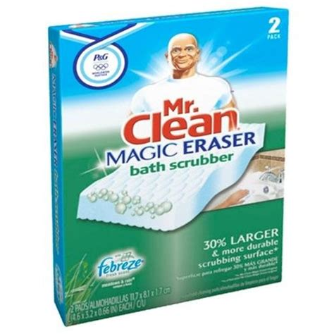 mr clean 174 magic eraser bathroom scrubber 4 box rakuten